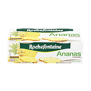 Ananas 4 tranches Rochefontaine