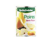 Poires Rochefontaine