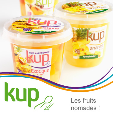 Kup Rochefontaine, les fruits nomades