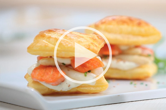 Recettes Video Rochefontaine